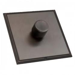 Hamilton Linea-Scala CFX Etrium Bronze/Etrium Bronze 1 Gang 100W Intelligent LED Dimmer