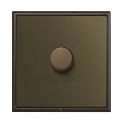 Hamilton Linea-Scala CFX Richmond Bronze/Richmond Bronze 1 Gang 100W Intelligent LED Dimmer