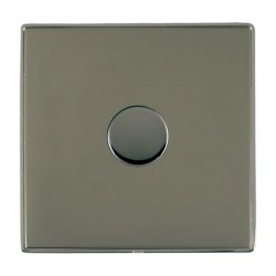 Hamilton Linea-Duo CFX Black Nickel/Black Nickel 1 Gang 100W Intelligent LED Dimmer