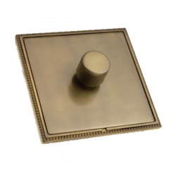 Hamilton Linea-Perlina CFX Connaught Bronze/Connaught Bronze 1 Gang 100W Intelligent LED Dimmer