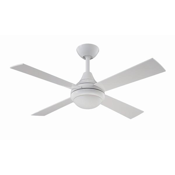 Fantasia Sigma 42 Inch Remote Control White Ceiling Fan