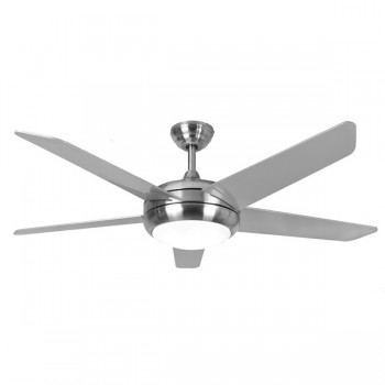 Fantasia Eurofans Neptune 52 Inch Remote Control Stainless