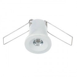 Click Ovia LED200WHWH 12V Cast IP44 Cool White LED White Starlights