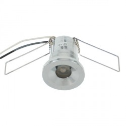 Click Ovia LED200WHCH 12V Cast IP44 Cool White LED Chrome Starlights
