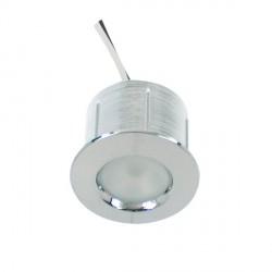 Click Ovia LED202WHCH 12V IP44 Cool White LED Chrome Starlights