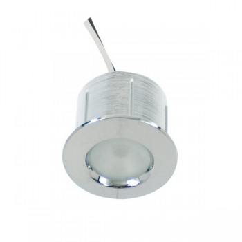 Click Ovia LED202WHCH 12V IP44 Cool White LED Chrome Starlights