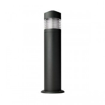 Ovia Trevose Diffused Black E27 Bollard