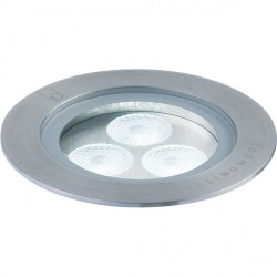 Collingwood Lighting GL040 S WW 3W LED Spot Ground Light Warm White