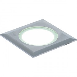 Collingwood Lighting GL051 WW 3W LED Square Ground/Marker Light Warm White
