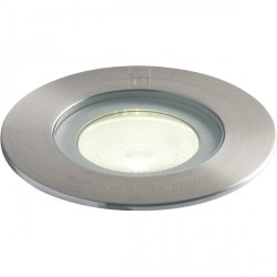 Collingwood Lighting GL016 F GREEN 1W LED Ground Light Green