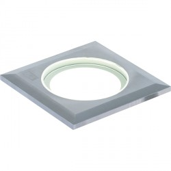 Collingwood Lighting GL018 SQ WW Small Square LED Marker Light Warm White