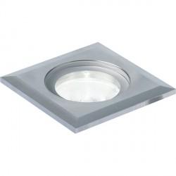 Collingwood Lighting GL019 SQ F WW 1W Square Mini LED Flood Ground Light Warm White