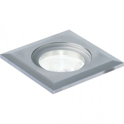 Collingwood Lighting GL019 SQ S NW 1W Square Mini LED Spot Ground Light Neutral White