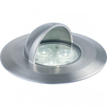 Collingwood Lighting GL034A NW Straight To Mains Hooded Wall/Ground Light Neutral White