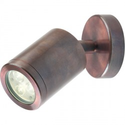 Collingwood Lighting WL320A F WW Copper Wall Light Warm White