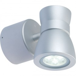 Collingwood Lighting WL075A WW Straight To Mains High Output LED Wall Light Warm White
