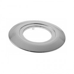 Click Ovia Inceptor Max and Inceptor Micro Downlight Conversion Plate - Chrome