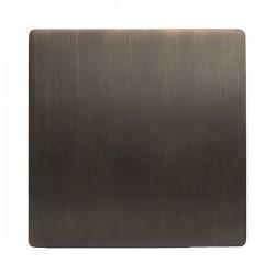 Hamilton Sheer CFX Etrium Bronze Single Blank Plate