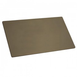 Hamilton Sheer CFX Richmond Bronze Double Blank Plate