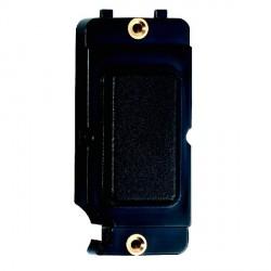 Hamilton Grid Fix Insert Blank Module Black/Black with Black Insert
