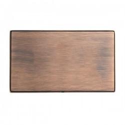 Hamilton Linea-Duo CFX Copper Bronze with Copper Bronze Frame Double Blank Plate