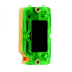 Hamilton Grid Fix Insert Green Neon Black with Green Insert