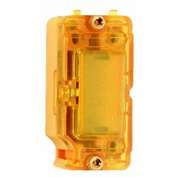 Hamilton Grid Fix Insert Amber Neon with Amber Insert