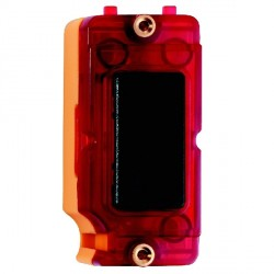 Hamilton Grid Fix Insert Red Neon Black with Red Insert