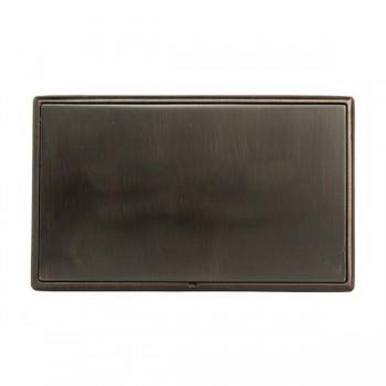 Hamilton Linea-Rondo CFX Etrium Bronze with Etrium Bronze Frame Double Blank Plate
