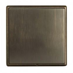 Hamilton Linea-Rondo CFX Richmond Bronze with Richmond Bronze Frame Single Blank Plate