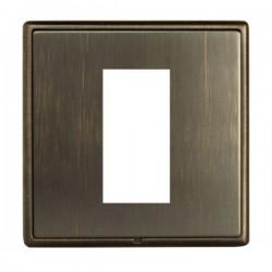 Hamilton Linea-Rondo CFX Richmond Bronze with Richmond Bronze Frame Single Plate complete with 1 EuroFix Aperture 25x50mm and Grid