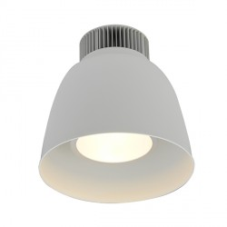 Ansell Decco 29W 3000K Matt White LED Pendant Light