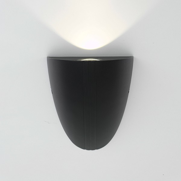 Ansell External Wall Lights : Ansell Tulip LED Wall light at UK Electrical Supplies.