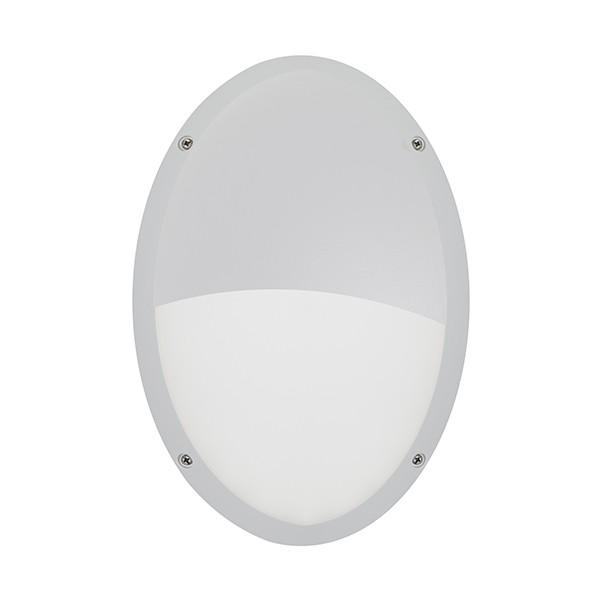 Ansell Ancona Oval LED White Bulkhead At UK Electrical