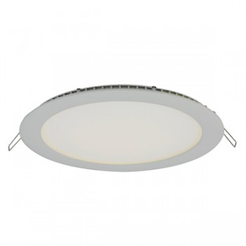 Ansell Freska 9W Warm White Non-Dimmable Fixed LED Downlight
