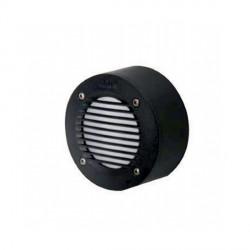 Fumagalli 2S2.G54.AY.LEDC 230V Cool White LED Extraleti Surface 100 Round Bricklight with Horizontal Grill