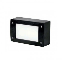 Fumagalli 4S1.G54.AY.LEDC 230V Cool White LED Extraleti Surface 200 Bricklight