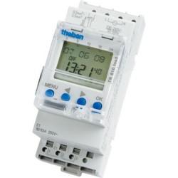 Timeguard TR 611 top2 24 Hour/ 7 Day/ Random Single Channel [2 module] 16A Digital Timeswitch