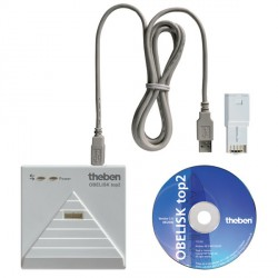 Timeguard 907.0.409 OBELISK top2 Programming Kit