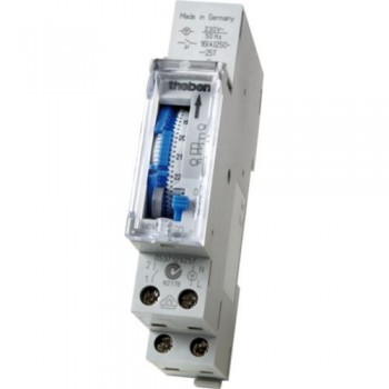 Timeguard SUL 180 a 24 hour Segment Timeswitch with power reserve [Single Module]