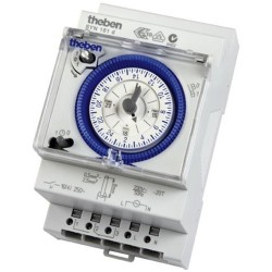 Timeguard SYN 161 d 24 Hour Segment Timeswitch [3 Module]