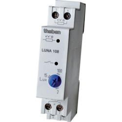 Timeguard LUNA 108 Twilight Switch single Channel (Single Module)