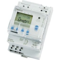 Timeguard LUNA 120 top2 Twilight Single Channel [3 Module] Integrated Timeswitch