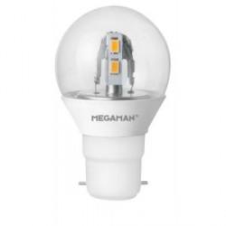 Megaman Incanda-LED 3.5W 2800K Dimmable B22 Golf Ball Lamp