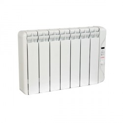 Elnur Heating RFC14E 1.5kw Thermal Inertia Radiator With Digital Control and Programmer (Short Model)