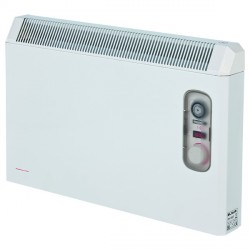Elnur Heating PH-125T 1.25KW Panel Heaters With 24-hour Programmer