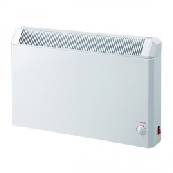 Elnur Heating PHM-125T 1.25KW Panel Heater With 24-hour Programmer