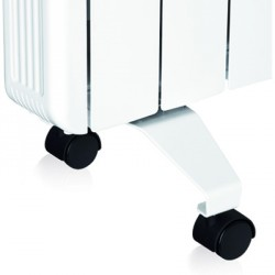 Elnur Heating Stand Alone Supports With Castors