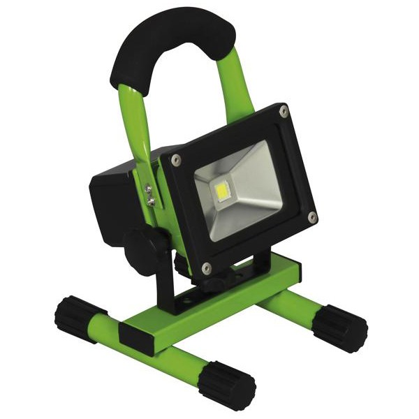 Portable Outdoor 5w Led Rechargeable Work Garage Flood: Smartwares 5W Portable Rechargeable LED Floodlight At UK