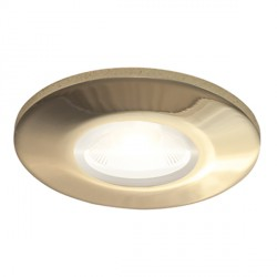 Ansell Brass Bezel for Orbio 360 and 360 Gimbal LED Downlights